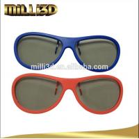 China clip on circular polarized pictures porn 3d glasses clip on style wholesale