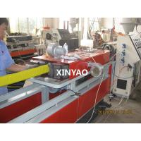 Buy cheap HDPE prestressed flat pipe extrusion machine from wholesalers