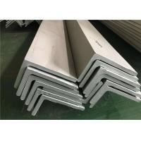 China Welded Stainless Steel Profiles Angle Bar 316 316L 150*150*5mm Hot Rolled Cold Rolled wholesale