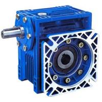 China NRV F 040 20:1 FA Flange Solid Input Hollow Output Shaft Electric Motor Speed Reducer on sale