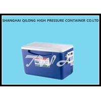 Buy cheap Plastic Electric Cool Boxes For Food And Medical Comfortable Handle With Wheels from wholesalers