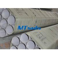 China Annealed & Pickled seamless stainless steel tubing DN200 Sch40 S31603 / S30403 wholesale