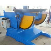 China Coal Grinding Rollers Weld Positioners Dual Gear Driving for Tilting Functions Schneider VFD Change Revolving Speed on sale