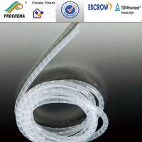 China FEP coiled tube, FEP rotary-cut tube,FEP winding pipe ,FEP wrapped pipe wholesale