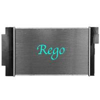 China Aftermarket Car Cooling Radiator Replacement For 08 - 12 Scion XB 2.4L L4 1 Row on sale