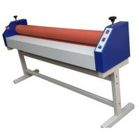 China 1600mm width motor driven laminator machine for picture laminating wholesale