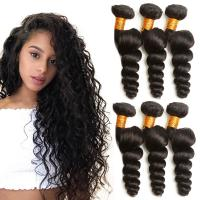 China 100 Grams Virgin Human Hair Extensions Natural Color 2 Years Service Life wholesale