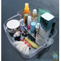 China clear plastic organizer wholesale