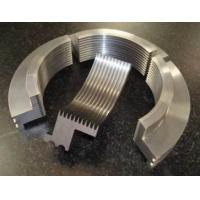 China Forged Forging Steel Steam Turbine Labyrinth Rings Packing Seal Diaphragm & Seal Ring wholesale