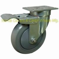 China Total Locking Caster, Double Brake Caster wholesale
