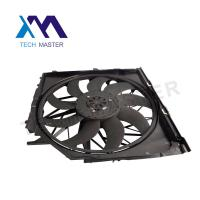 Auto Parts Radiator Car Cooling Fan For BMW E83 Cooling Fans 17113442089 Power