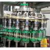 China Commercial Fruit Juice Packaging Machine , Wine Bottling Equipment / Bottling Line wholesale