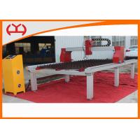 China Splicing Plasma Table Cutter / CNC Plasma Cutting Equipment CE Approval on sale