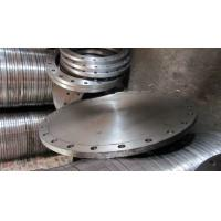 China DIN 2527 Norm Blind Steel Pipe Flange wholesale