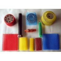 Buy cheap PE Protective Netting Sleeve Plastic Mesh Sleeving 10-200mm Width from wholesalers