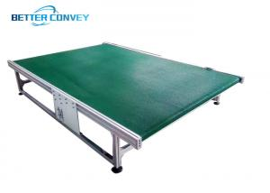 China Powered transporting Bed conveyor belt equipment in warehouse wholesale
