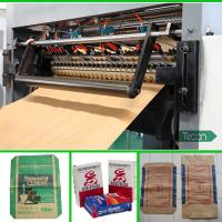 China Paper Sack Bottom Sealing Bag Making Machine Automatic For Cement Packing wholesale