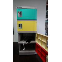 China Colourful Smart ABS Plastic Lockers For Water Baths Place 176*310*460mm wholesale