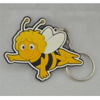 Buy cheap Eco-friendly,non-toxic material Silicone key chain wholesale in china from wholesalers