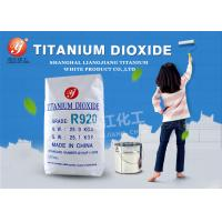 China High gloss retention Rutile Type Chloride Process Titanium Dioxide For Powder coatings wholesale