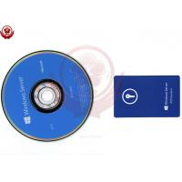 China 64 Bit Full Version Microsoft Windows Server 2016 OEM DVD COA Sticker Server Operating System wholesale