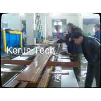 China PVC Door Window Profile Plastic Profile Production Line/ PVC Window Door Profile Extrusion Making Machine (YF120) wholesale