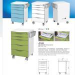 China Wheeled mobile cabinet wholesale