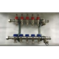 Quality Bamboo Joint  Hot Water Heater Manifold With Built In Slow Open Spool for sale