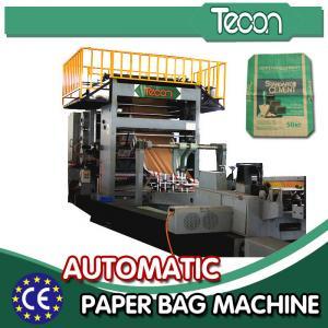 China Multilayer Sack Paper Bag Making Machine External Reinforcing Sheet Unit wholesale