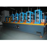 China Straight Seam Steel Pipe Production Line , Stainless Steel Pipe Mill wholesale