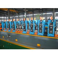 China Handrail Stainless Steel Precision Tube Mill With Cold Saw & Friction Saw Cutting wholesale