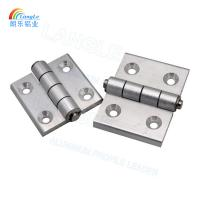 China 304 Stainless Steel Aluminium Profile Connectors Door Hinges Powder Coating wholesale