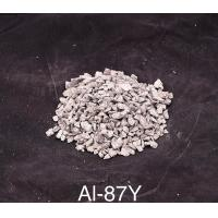 China Rare Earth Materials Metallurgical Raw Material Y-Al Alloy TRE/99%MN Purity wholesale