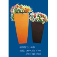 China 2014 hot sale waterproof fiberglass flower pot wholesale