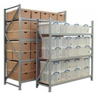China Welded Frame Widespan Light Duty Wide Span Shelving / Commercial Warehouse Racking wholesale