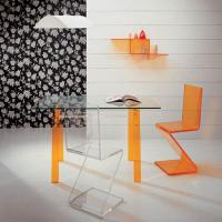 Quality Modern Acrylic lectern podium Dining Table Set For Living Room for sale