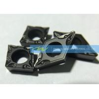China CCMT09T304PM Carbide Turning Inserts With CVD Coating ISO Standard wholesale