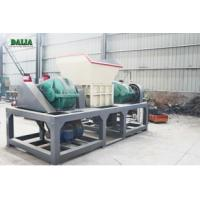 China ISO9001 Safety Industrial Wood Crusher , Wood Chipper Shredder High Capacity wholesale
