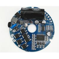 Buy cheap Round Brushless BLDC Motor Driver PWM Frequency 1-20KHZ Duty Cycle 0-100% from wholesalers