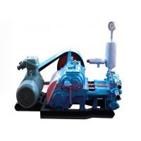 China Single Acting Mud Pumps For Drilling Rigs , Reciprocating Triplex Piston Pump wholesale