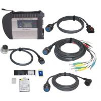 Quality Wireless MB SD C4 Mercedes Benz Diagnostic Tool With Dell D630 Laptop Ready to Use for sale