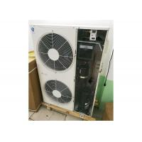 China Air Cooled 0 ℃ Refrigeration Condensing Unit 5HP Copeland Compressor For Blast Freezer wholesale
