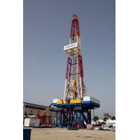 China High Performance Drilling Rig Mast With Pneumatic And Hydraulic Motor LR5002 wholesale