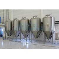 China Stainless Steel 200L 500L 1000l Beer Fermenter For Witbier Beer wholesale