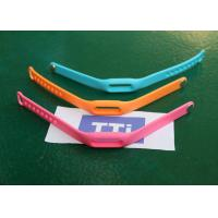 China Mass Produce Plastic Injection Molding Parts For Household Product - Colorful Mi Bracelet wholesale