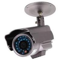 China WIFI P2P Megapixel Outdoor IP Camera Wireless Pan / Tile For House on sale