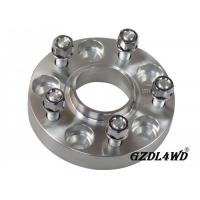 China Universal 4x4 Wheels Parts Aluminum Alloy Adapters 5 Lug Bolts 6061 T6 Material wholesale