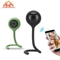 China Baby Monitor Two Way Audio 720P HD Mini P2P IP Camera for Home wholesale