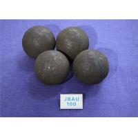 China Customized Wear Resistant Steel Balls For Ball Mill , Grinding Balls for Mining Dia 100mm wholesale