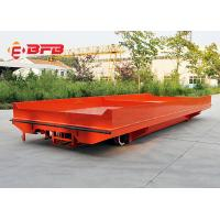 China V Frame Battery Operated Cart , Pallet Transfer Carts With Hydraulic Lifting Device wholesale